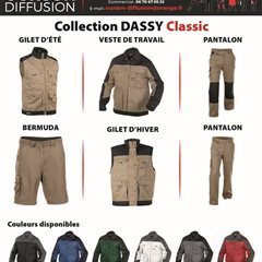Collection Dassy Classic